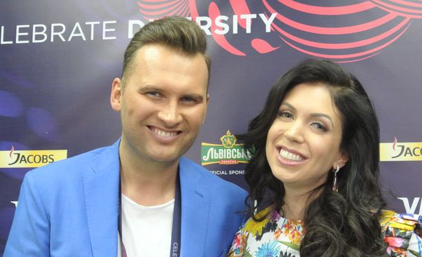 Viron Koit Toome ja Laura unelmoivat finaalipaikasta.