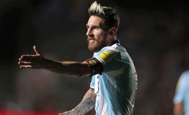Lionel Messi ja Argentiinan maajoukkue ryhtyi boikottiin.