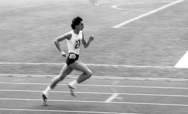 Irena Szewinska piti samanaikaisesti hallussaan kaikkien kolmen pikamatkan ME-tuloksia - ainoana koskaan.