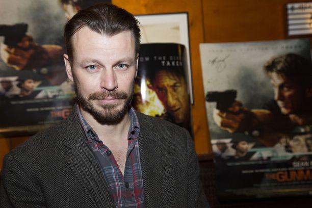 Peter Franzén kuuluu kansainvälisesti menestyneimpien suomalaisnäyttelijöiden joukkoon.