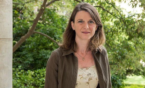 Laurianne Rossi edustaa presidentti Macronin puoluetta.