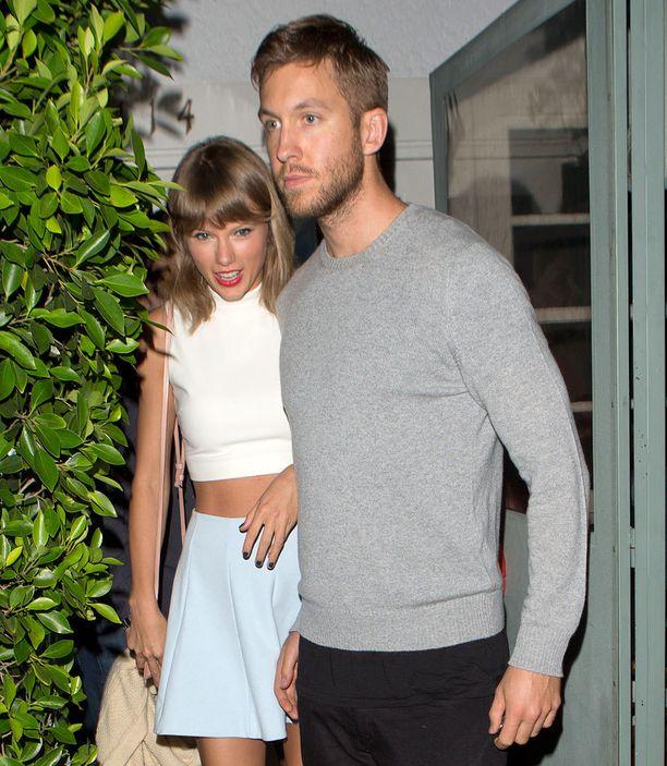 Calvin Harris puolusti paitsi tyttöystäväänsä Taylor Swiftiä myös musiikkipalveluita, jotka tuovat muusikoille heidän elantonsa.