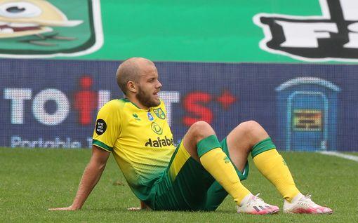 Murskatappio! Teemu Pukin edustama Norwich putoaa Valioliigasta – vastustajan hyökkääjä iski peräti neljä maalia