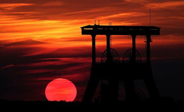 Aurinko pitää omituista ääntä, jonka Nasa ja ESA ovat onnistuneet tallentamaan nauhalle.