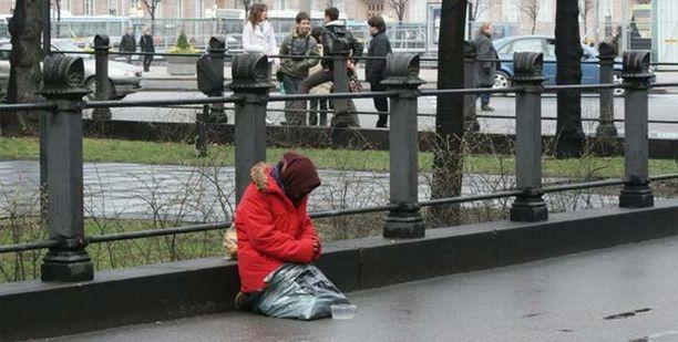 Helsingissä on kaupungin sosiaaliviraston mukaan ainakin 150 kerjäläistä.