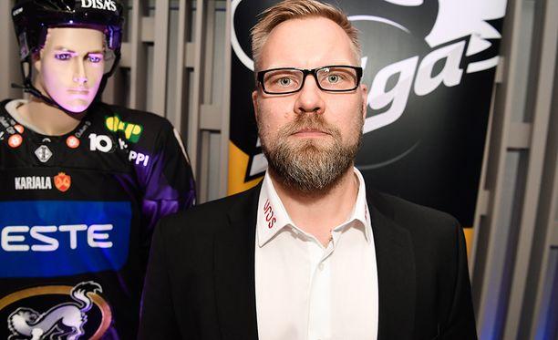 Kärppien uusi päävalmentaja Mikko Manner on monille vielä tuntematon jääkiekko-osaaja.