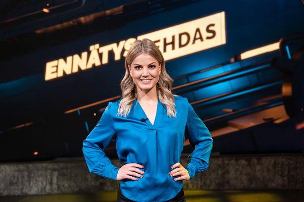 Janni Hussi palaa Ennätystehtaan toiselle kaudelle.