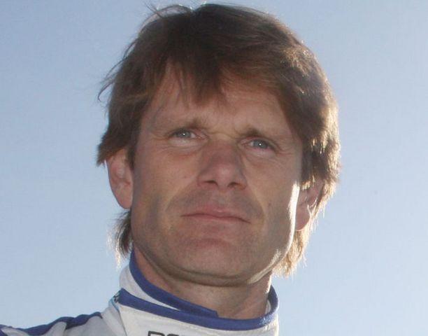 Marcus Grönholm ajaa viikonloppuna Yhdysvalloissa.