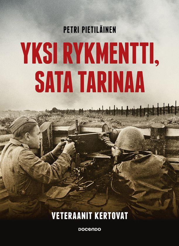 Pietiläisen teoksen lähteinä ovat paitsi sotaveteraanin haastattelut, myös kirjeet ja päiväkirjat. Kirjan kustantaja on Docendo.