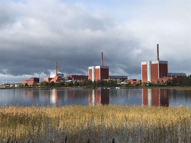 Olkiluodon ydinvoimat. Tänään kello 13 aikaan havaittiin häiriötilanne Olkiluoto 2 -ydinvoimalaitosyksiköllä.