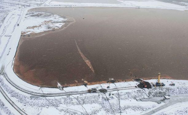 Talvivaaran ympäristöjuttua käsitellään nyt Rovaniemen hovioikeudessa.