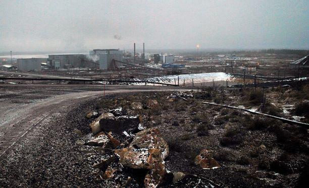 Talvivaaran ympäristövastuut kuuluivat Talvivaara Sotkamolle.