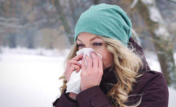 Flunssatutka