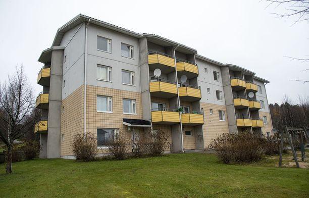 Surmapaikka sijaitsee Salossa Ylä-Ollikkalan kaupunginosassa.