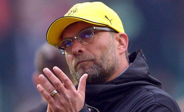 Jürgen Klopp jättää Borussia Dortmundin tämän kauden päätteeksi.