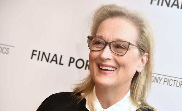 Meryl Streep sai huomata, että presidentti Donald Trump ei kestä minkäänlaista arvostelua, vaan iskee heti takaisin.