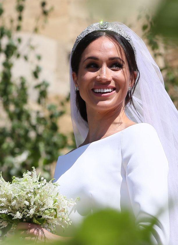 Meghan on verkostoitunut uudessa kotimaassaan jo ennen häitään prinssi Harryn kanssa.