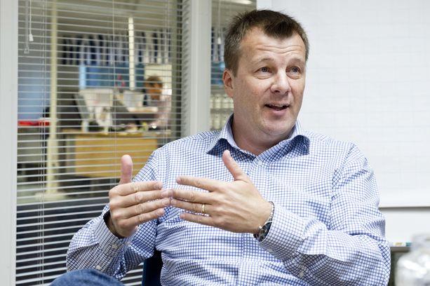 Jussi Rautiainen on Robitin entinen toimitusjohtaja.
