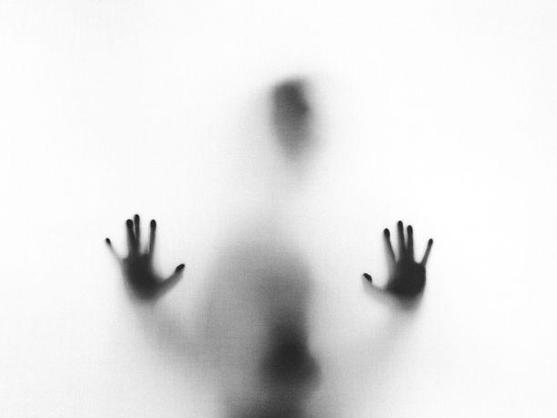 Kummitukset esiintyvät eri tavoin.