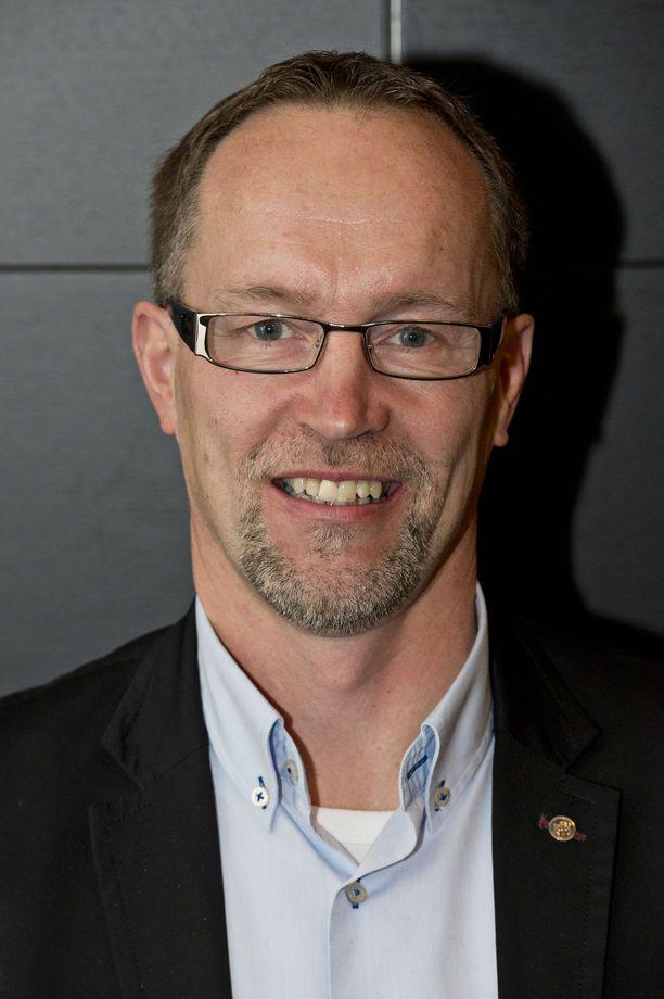 Risto Korpela on JYPin uusi toimitusjohtaja.