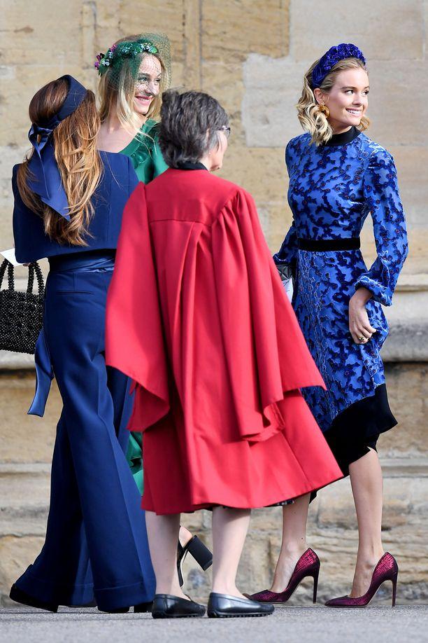 Cressida Bonas tunnetaan mallina ja prinssi Harryn entisenä naisystävänä.