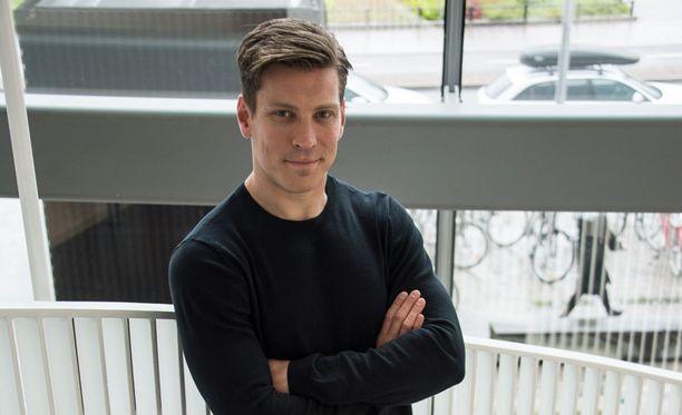 Antti Holma näytteli Veljeni Vartija -elokuvan pääosaa.