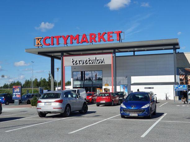 Voittokuponki pelattiin Loimaan Citymarketista.