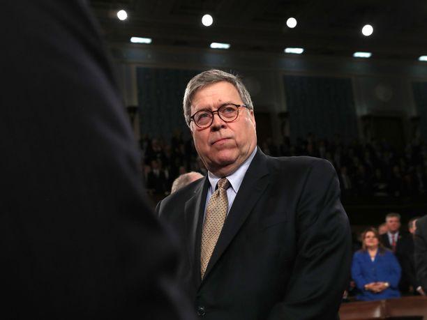 Yhdysvaltain oikeusministeri William Barr hahmottelee amerikkalaisomisteisesta Nokiasta tai Ericssonista Kiinan Huaweille vastavoimaa.
