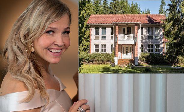 Marita Taavitsaisen kodin hinta on alentunut.