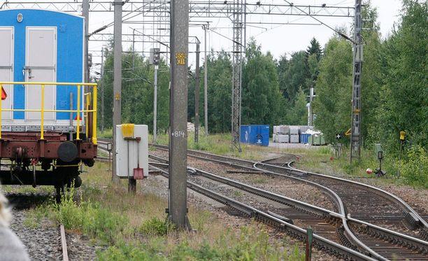 Haminan-Kotkan satamassa nähdään todennäköisesti Fenniarailin junia.
