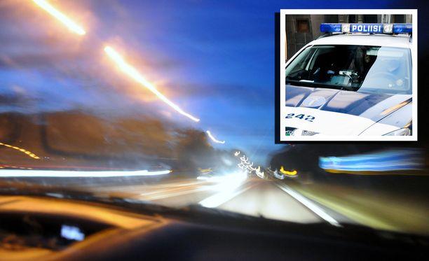 Poliisi tutkii asiassa liikenneturvallisuuden vaarantamista ja kahta törkeää rattijuopumusta.