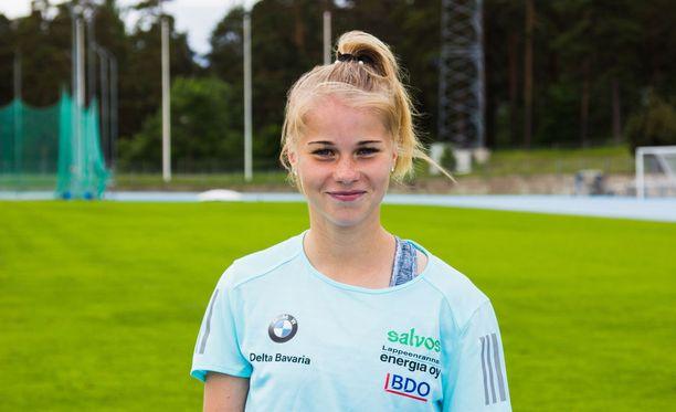 Alisa Vainion tilanne puhuttaa suomalaista yleisurheilukansaa.