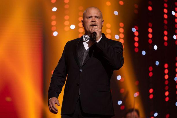 Vuoden 2019 tangokuningas on Johannes Vatjus.