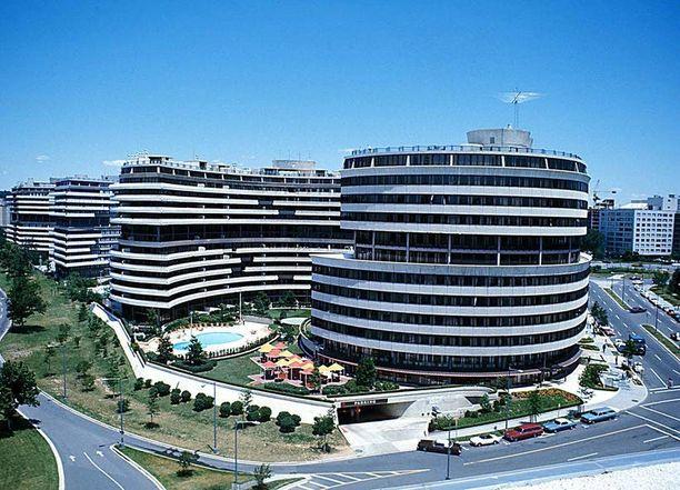 Watergate-hotellin murto 1972 paisui yhdeksi Yhdysvaltain poliittisen historian suurimmista skandaaleista.