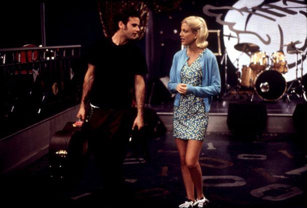 Jamie Walters näytteli Tori Spellingin poikaystävää hittisarjassa Beverly Hills 90210.