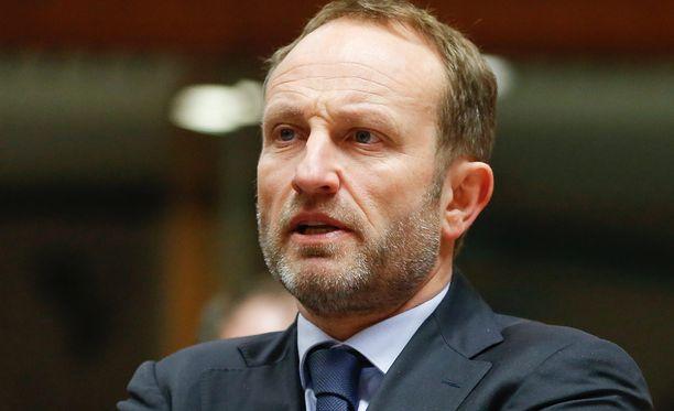 Tanskan ulkoministeri Martin Lidegaard piti uhkailuja täysin hyväksymättöminä.