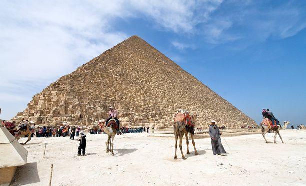 Edelleenkään ei ole täysin selvillä miten pyramidit aikoinaan rakennettiin.