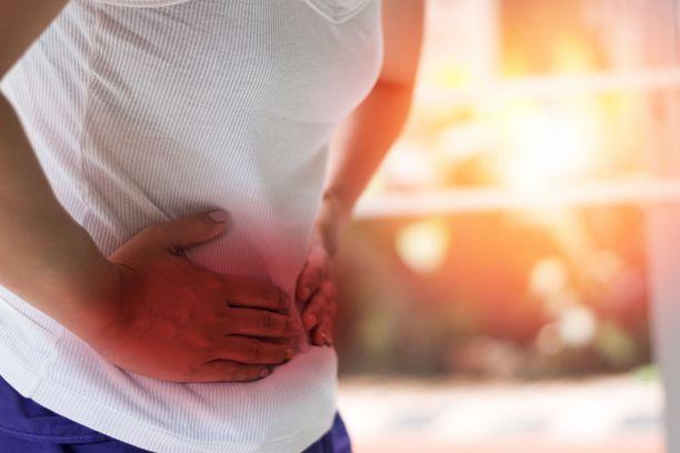 Keliakiaan voi liittyä vatsakipuja, mutta myös paljon muita oireita.
