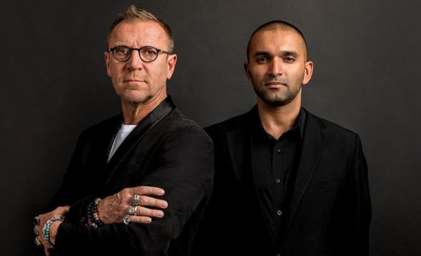 Renny Harlinin ja Dalit DJ Parmarin yritys teki ison sopimuksen.