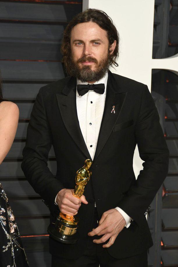 Casey Affleck voitti parhaan näyttelijän Oscar-palkinnon viime vuonna.