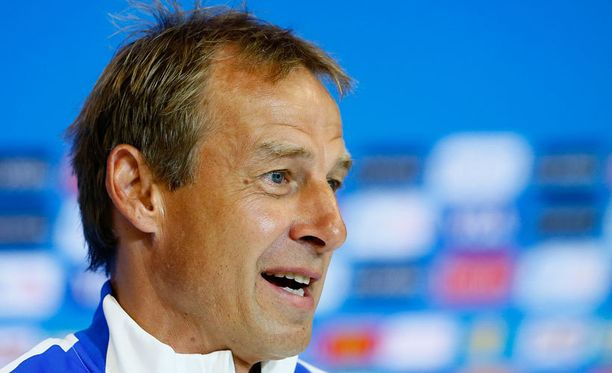 Jürgen Klinsmann ei pitänyt neljännesvälierän tuomarivalinnasta.