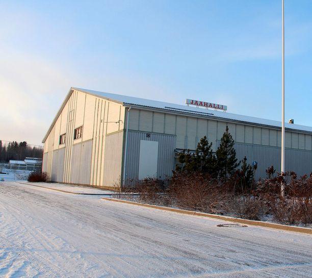 Teräsrakenneyhdistys TRY:n selvityksen mukaan turvallisuuspuutteita on muun muassa Jämsän jäähallin rakenteissa.