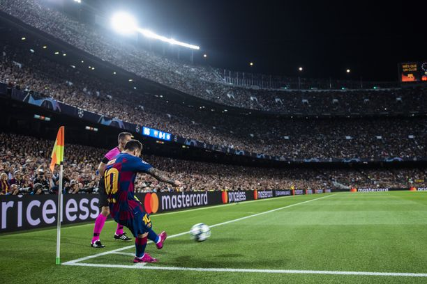 Syksyn El Clásico pelataan Barcelonassa, mutta vasta joulukuussa.