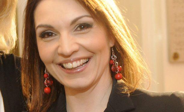 Kuuluttaja Maria Jungner on jatkamassa uraansa kuntapäättäjänä.