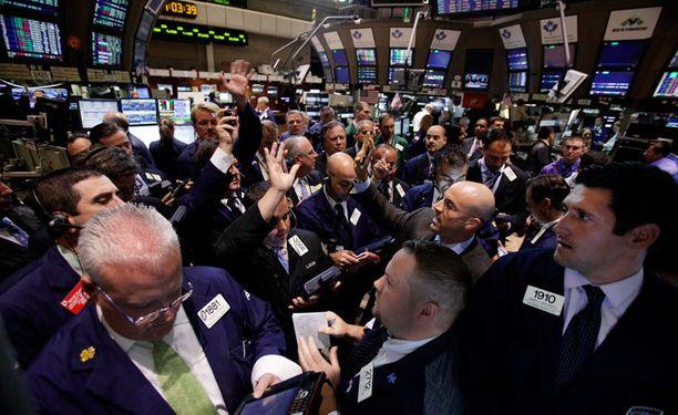Wall Streetillä epärehelliset keinot ovat tuttuja.
