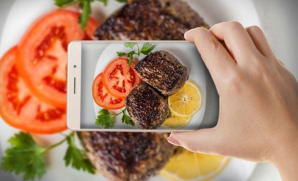 Ravitsemussuositusten mukaan lihaa olisi hyvä syödä alle 500 grammaa viikossa.