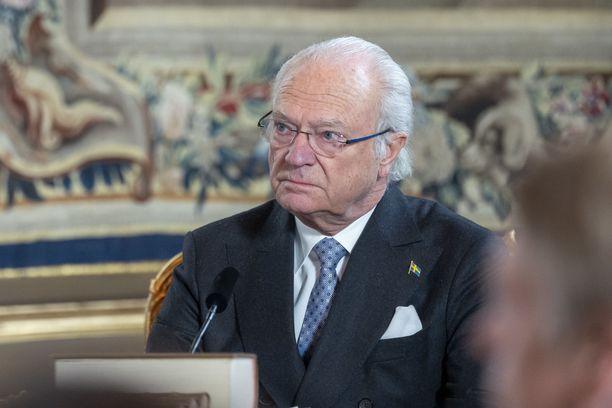 Ruotsin kuningas piti puheen vallitsevaan koronavirustilanteeseen liittyen.