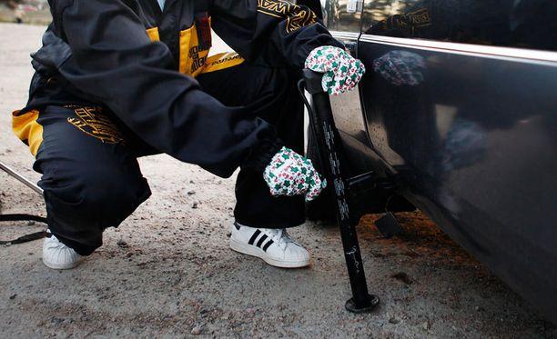 Turvallisuus- ja kemikaalivirasto Tukes testautti tunkkeja.