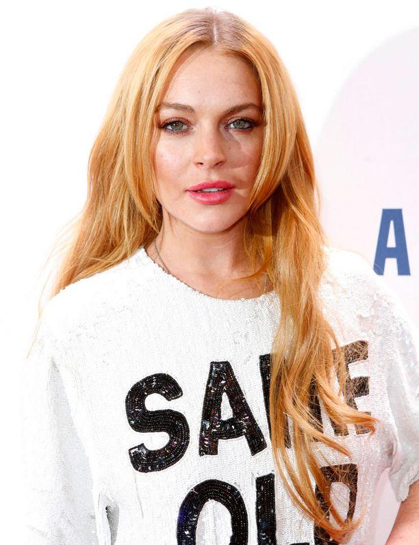 Lindsay Lohan ei ole enää kiinnostunut juhlimisesta.