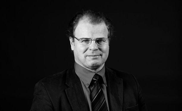 Petri Ahoniemi oli kuolleessaan 59-vuotias.